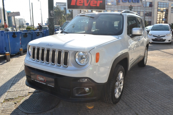 Jeep Renegade | ID: 138